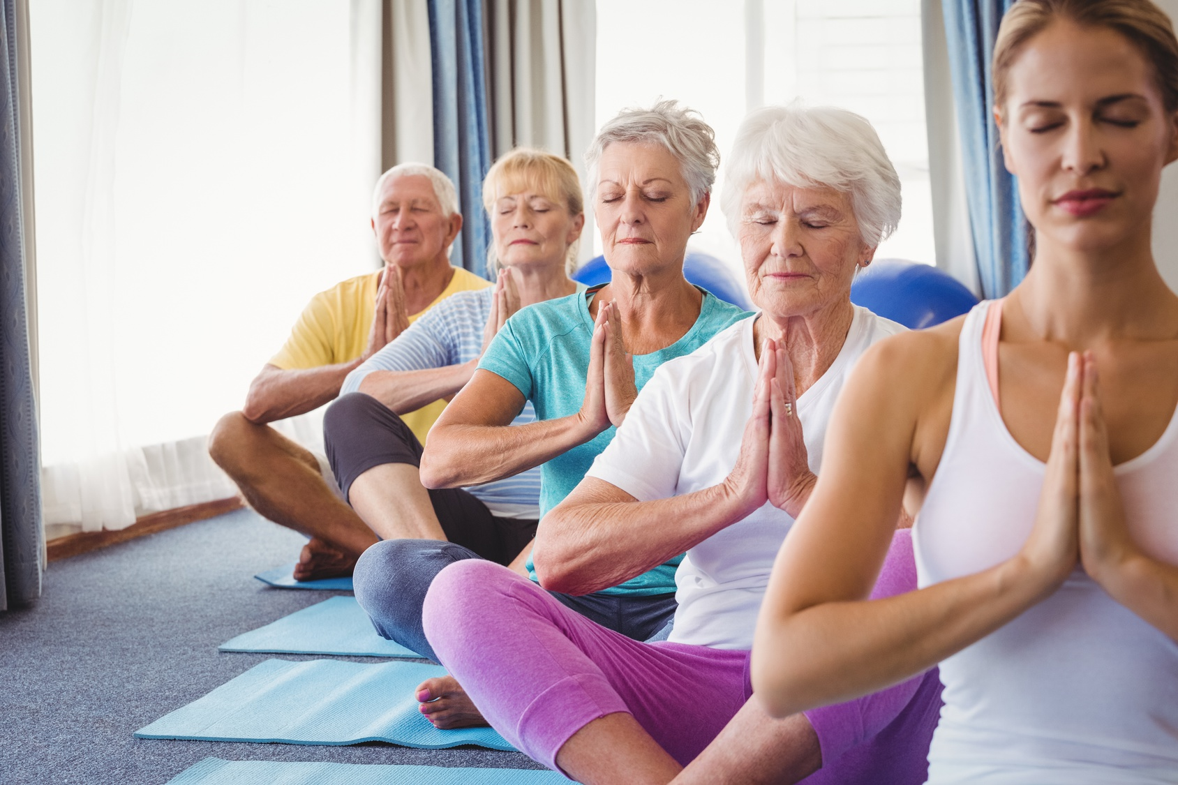 Seniors And The Benefits Of Exercise Senior Living